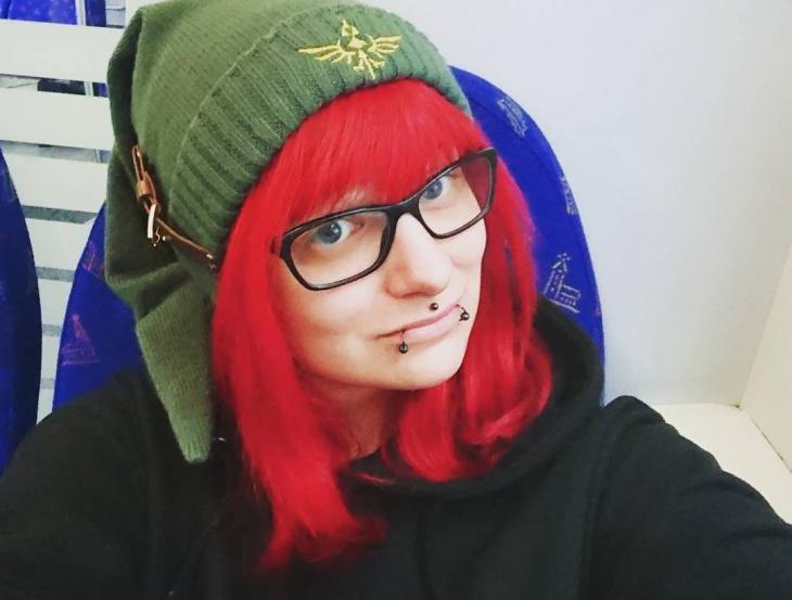 zelda beanie hat design