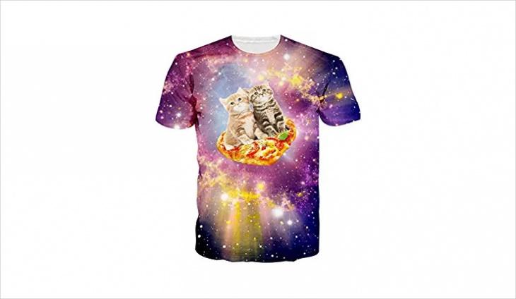 unique galaxy t shirt