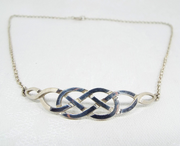 celtic choker necklace