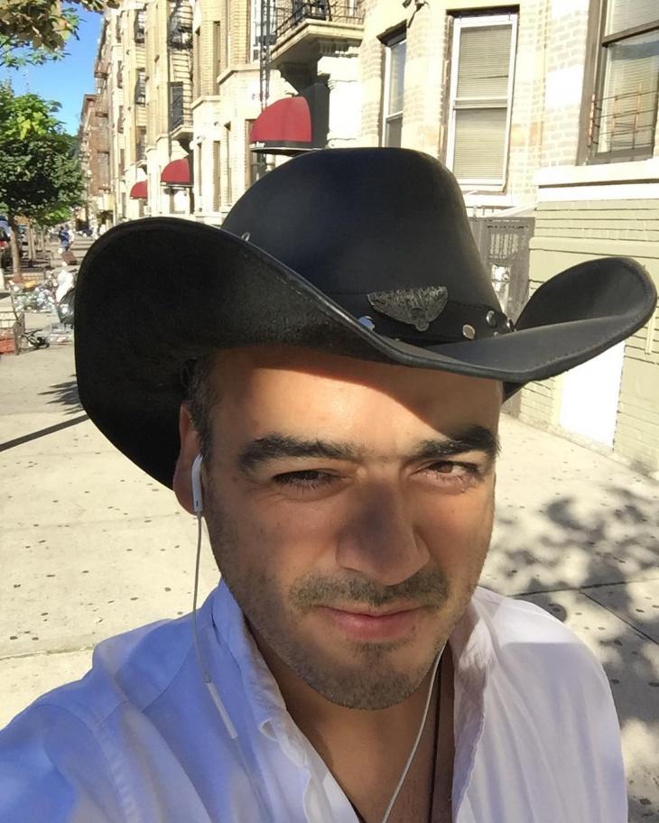 Modern Leatrher Hat for Men