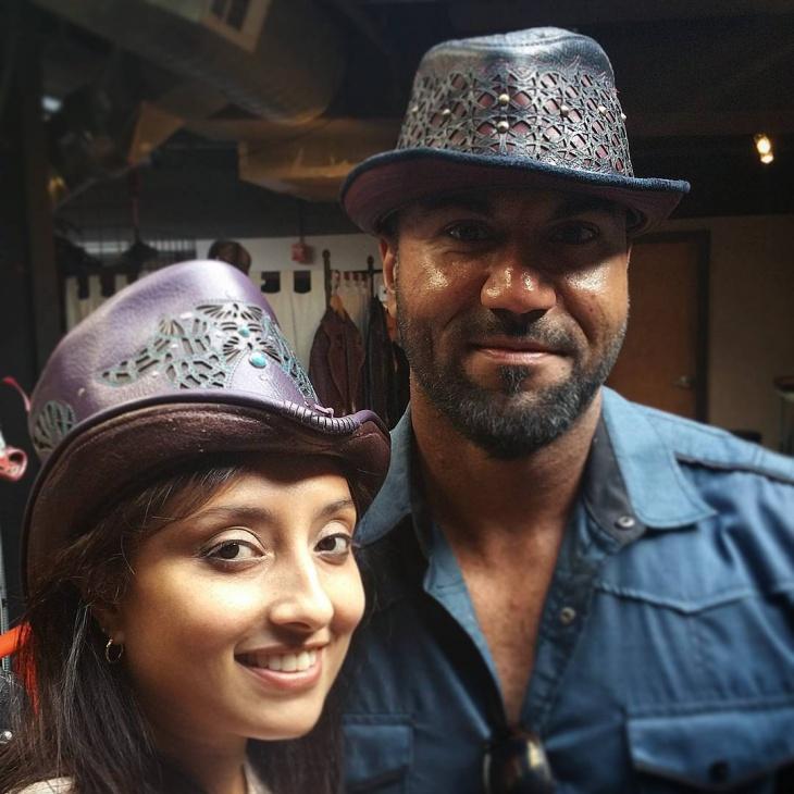 Couple Leather Hat Idea