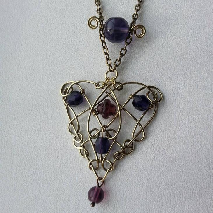 Cool Celtic Necklace Idea