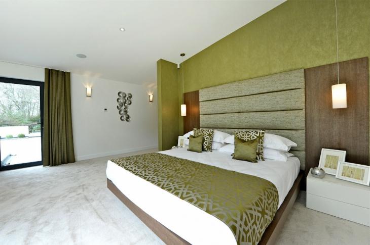 master bedroom interior design idea