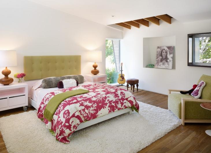 trendy master bedroom idea