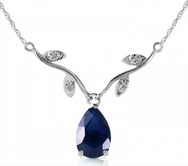 genuine diamond necklace design
