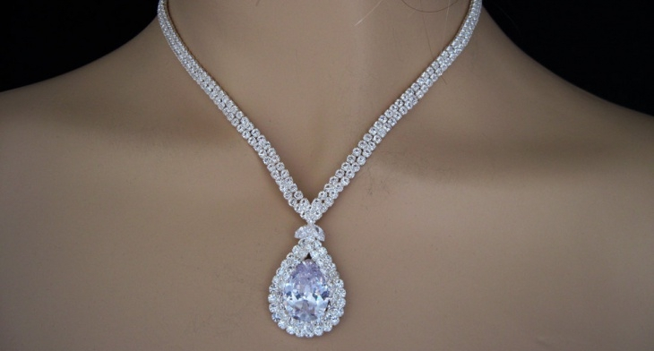 17 diamond necklace jewelry designs ideas design trends img diamonds have been a womans best aloadofball Images