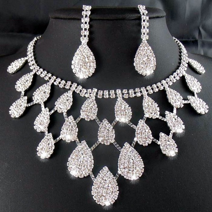 crystal rhinestone jewelry