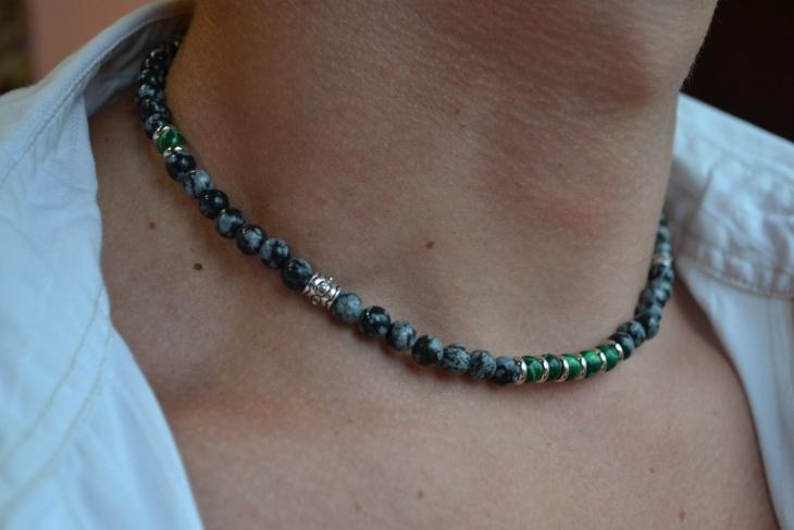16 Malachite Necklace Jewelry Designs Ideas Design