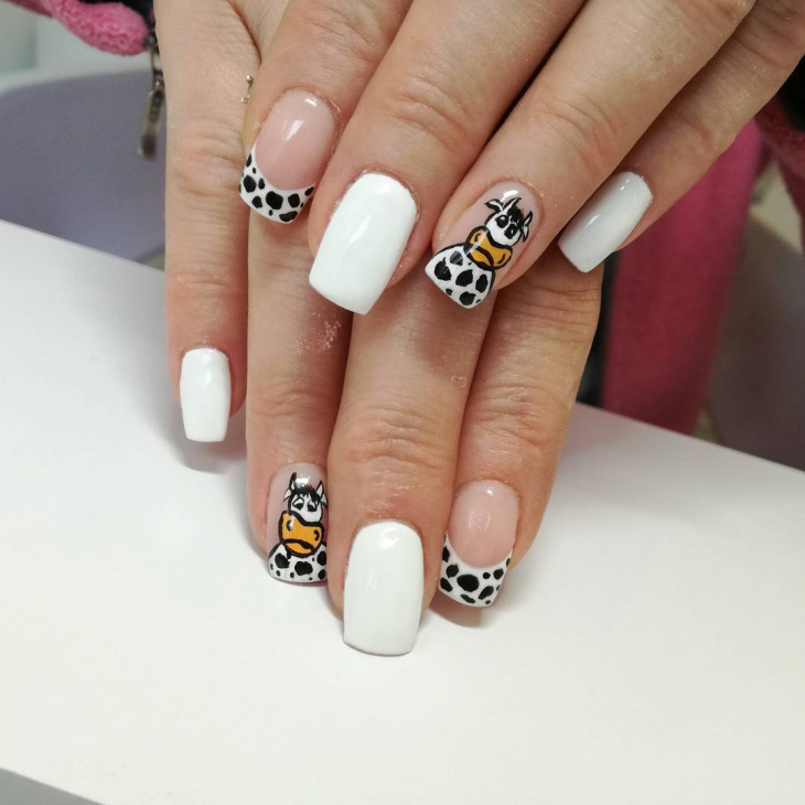60+ Cute Nail Art Designs, Ideas | Design Trends - Premium PSD ...