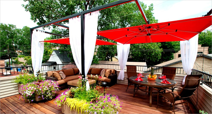 16  rooftop deck designs  ideas