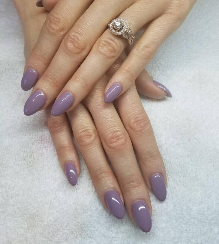 60 cute nail art designs ideas design trends premium psd round pointy nail design prinsesfo Gallery