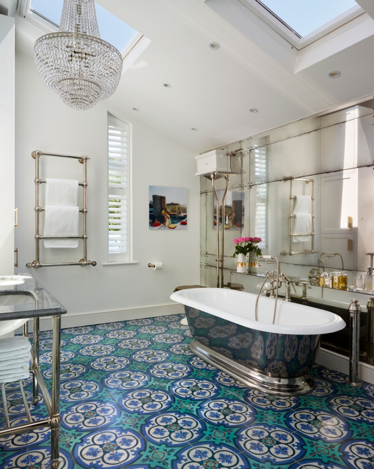 victorian terrace bathroom