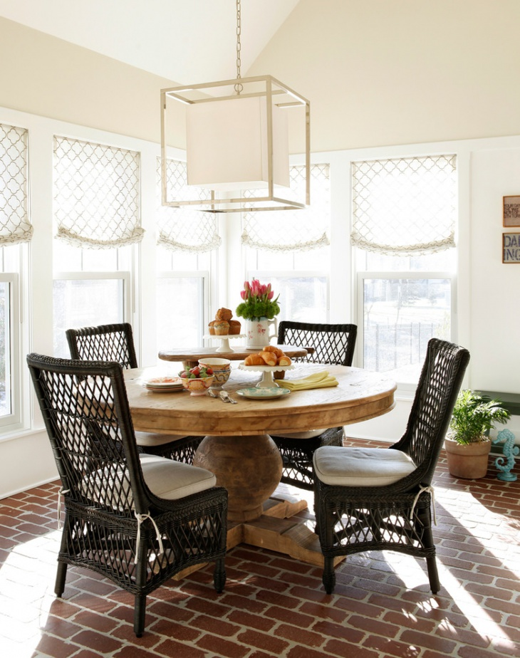 Pedestal Dining Table Designs
