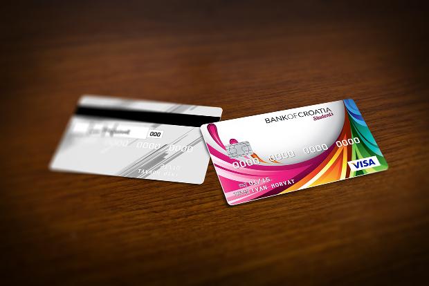Photoshop PSD Credit Card Mockup