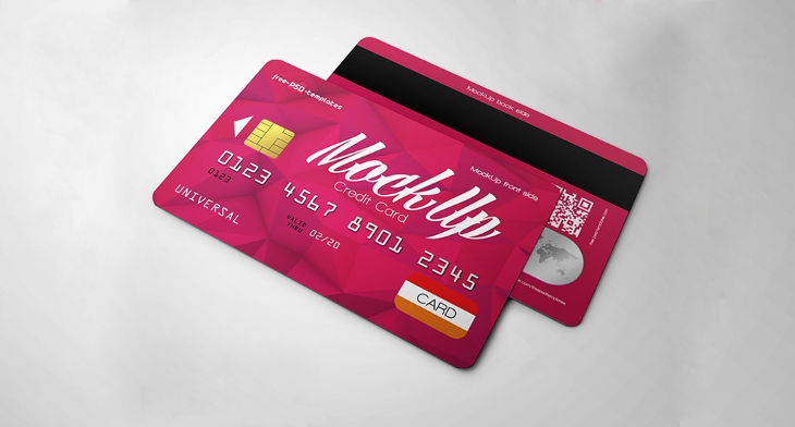 15 Credit Card Mockups Editable Psd Ai Vector Eps Format