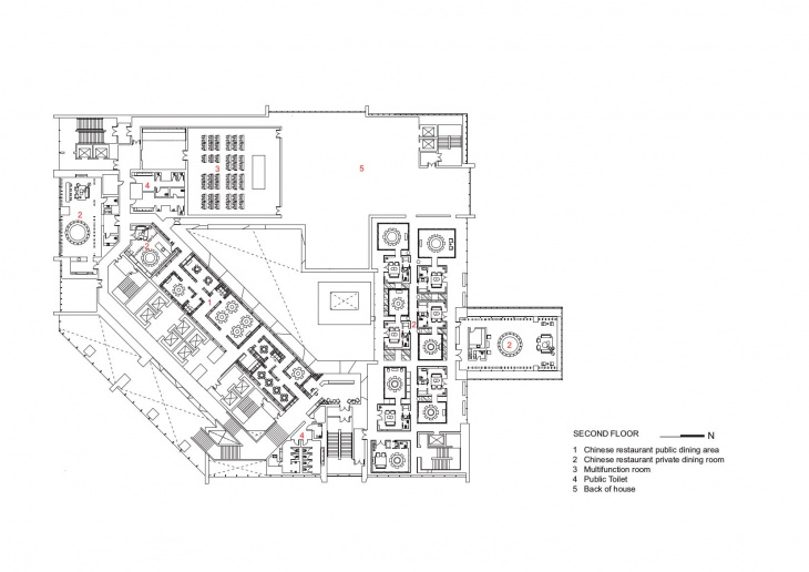 d second floor plan