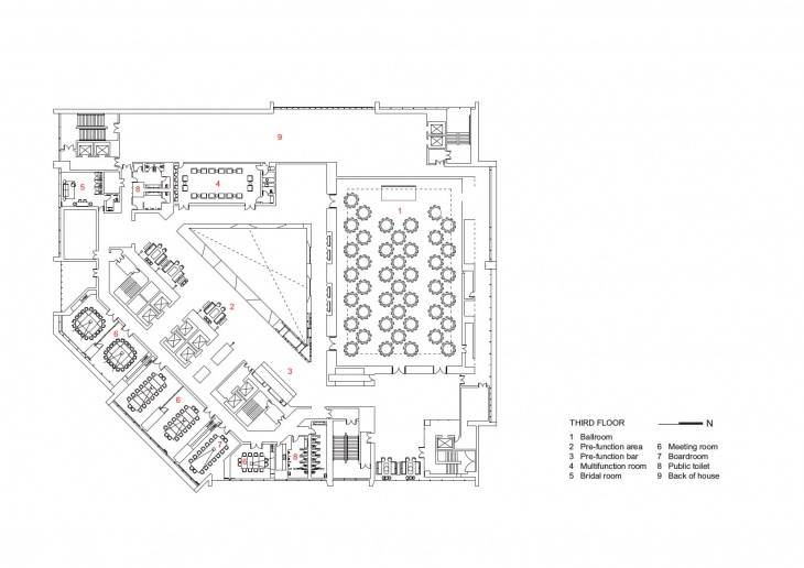 f third floor plan