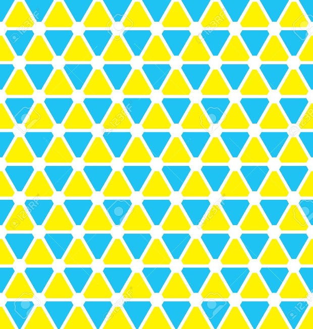 Geometric Triangle Wallpaper