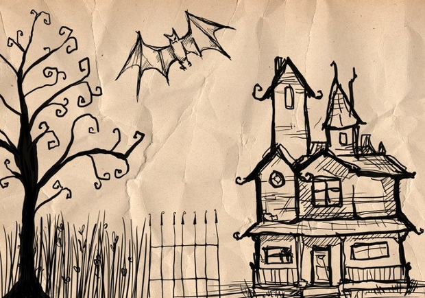 Halloween Sketch Brushes