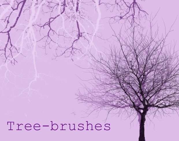 tree branch brushes