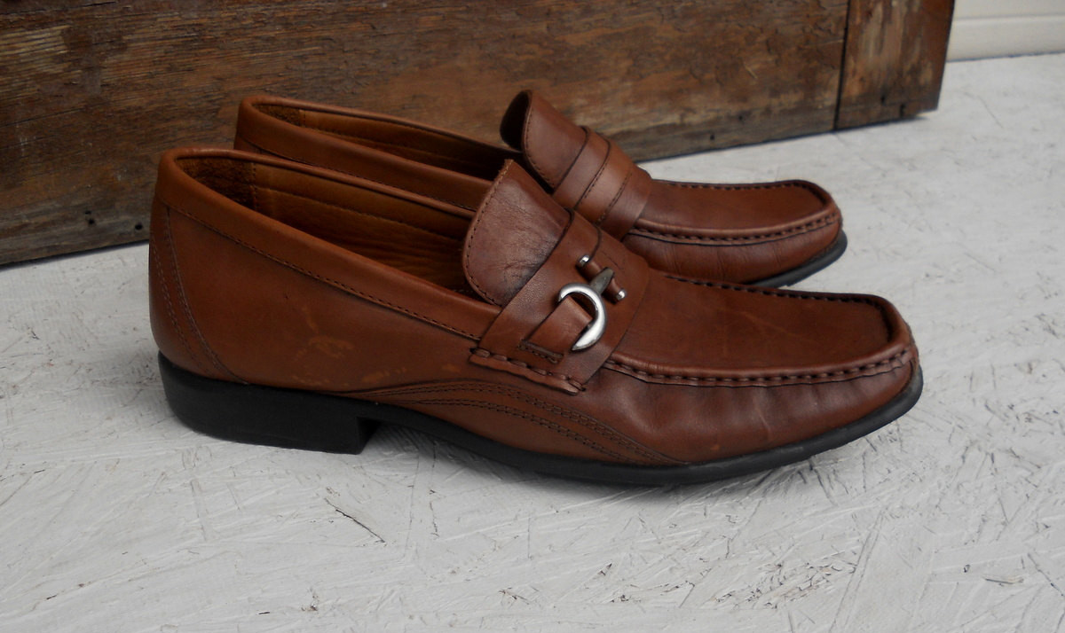 Mens Brown Designer Shoes