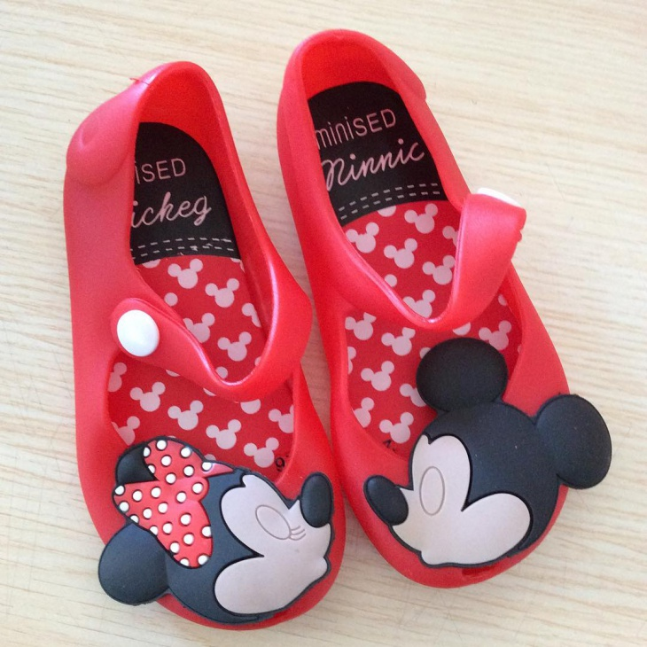 toddler designer jelly shoes