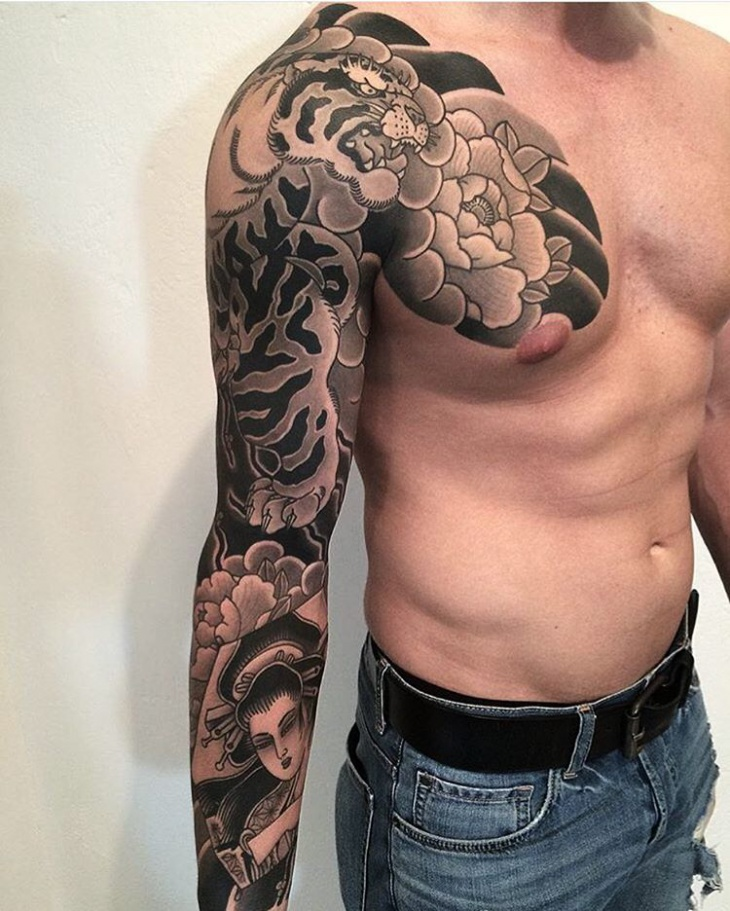 Tattoo Ideas Chest: 60+ Tattoo Designs For Men, Ideas