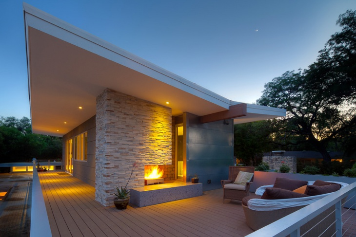 17+ Modern Roof Designs, Ideas