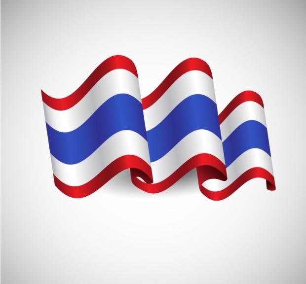 Thailand Flag Free Vector