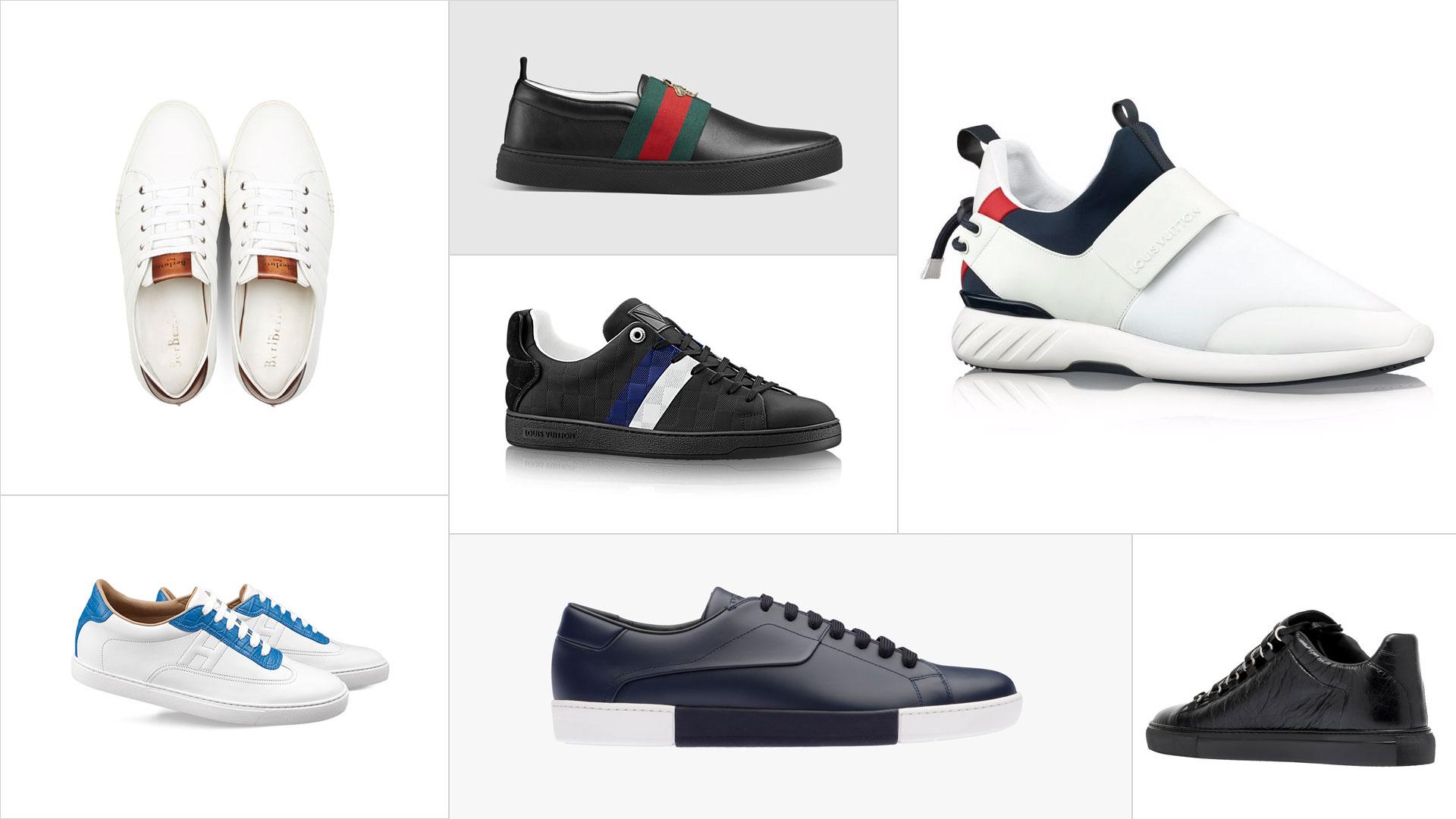 5b9f39b9f58 Top 11 Men s Designer Sneakers