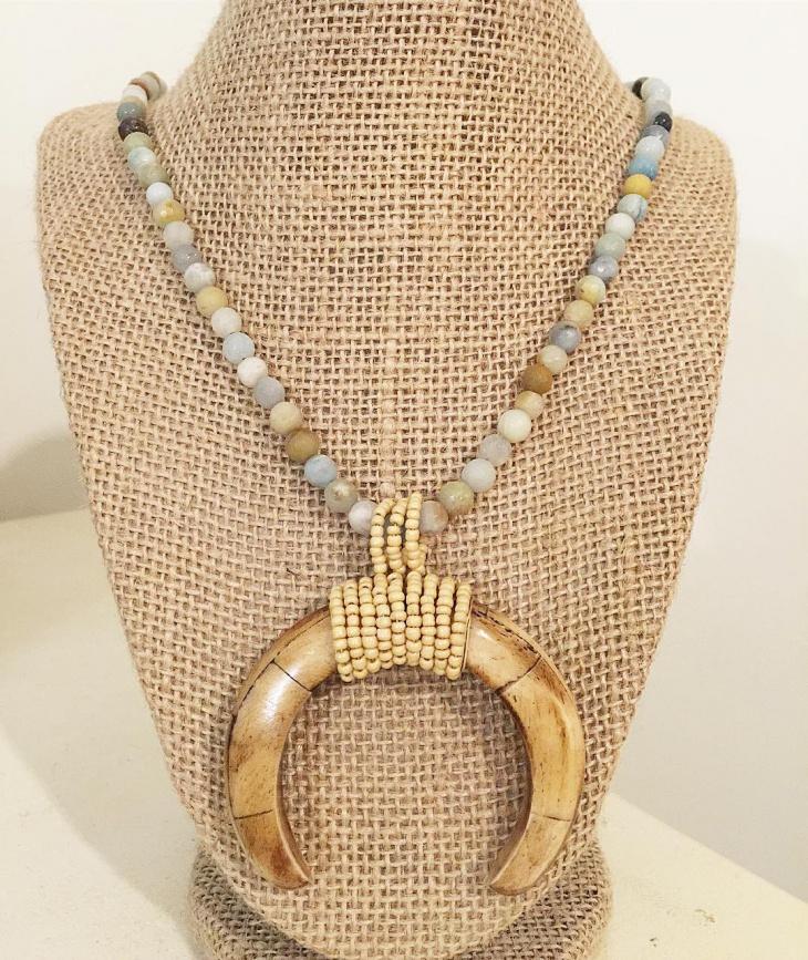 Classy Beaded Jewelry Design