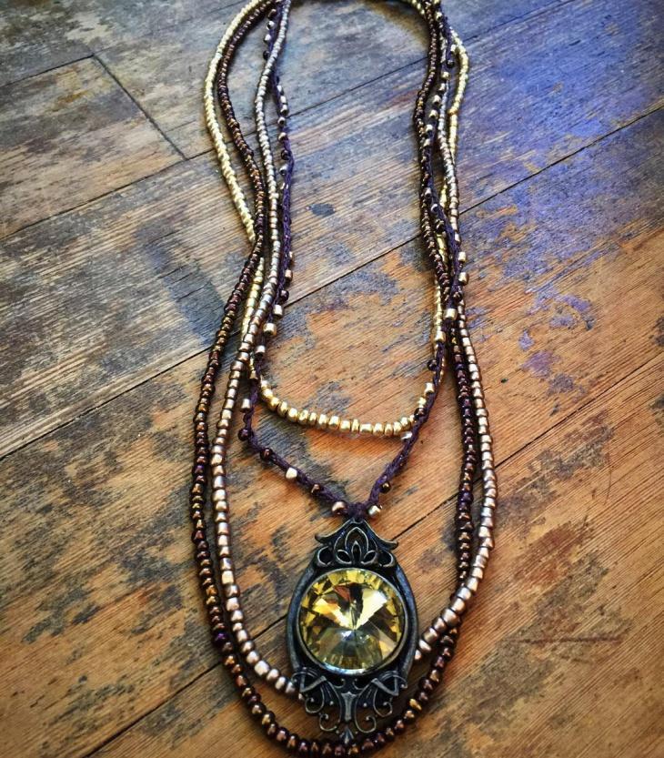 Vintage Beaded Jewelry