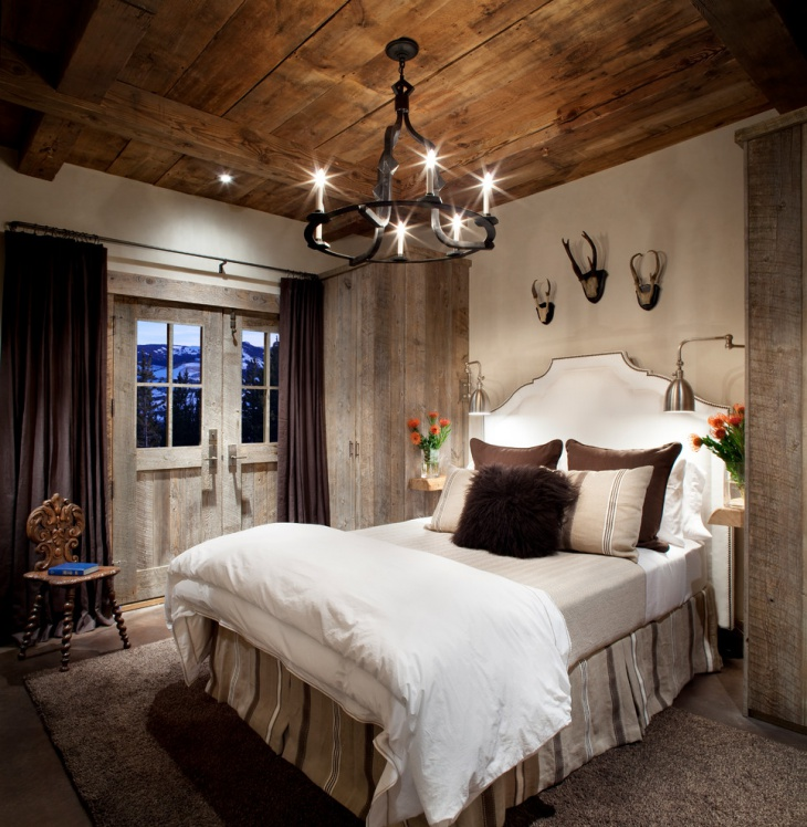 Rustic Iron Ceiling Lights