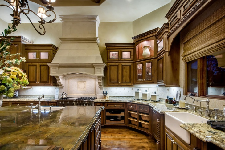 17 Tuscan Kitchen Designs Ideas Design Trends