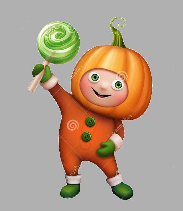 Halloween Costume Clipart
