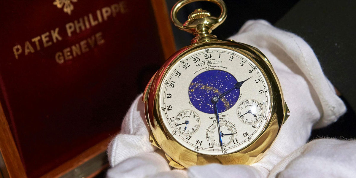 Patek Philippe Supercomplication