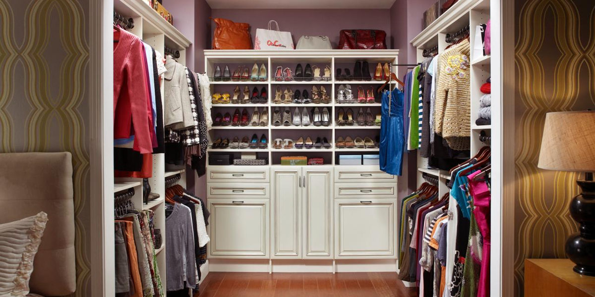 whimsical walk in closet