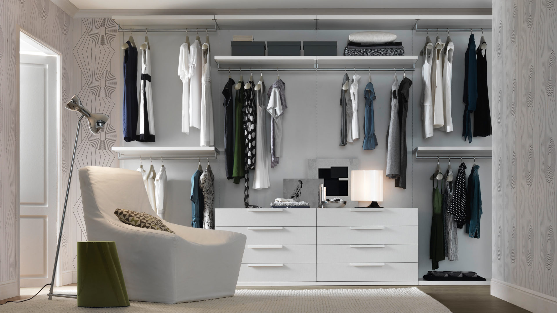 10 Best Walk In Closets