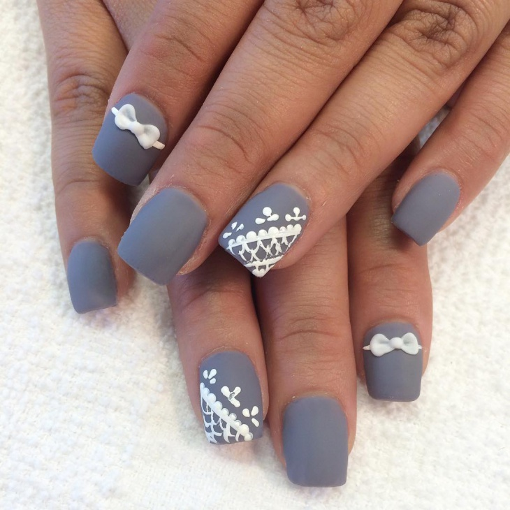 3d bow nail designs gallery nail art and nail design ideas nail art with 3d bows gallery nail art and nail design ideas nail designs with 3d prinsesfo Image collections
