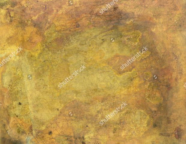 High Resolution Brass Texture