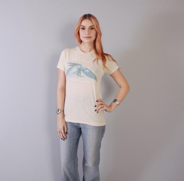 vintage concert t shirt design