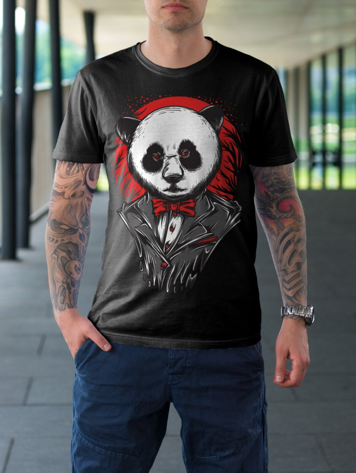 graphic urban t shirt