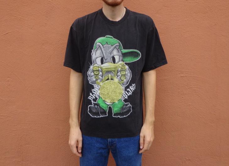 bling duck t shirt design