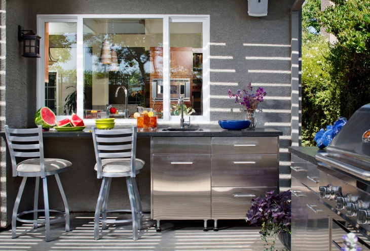 lowes outdoor kitchen design