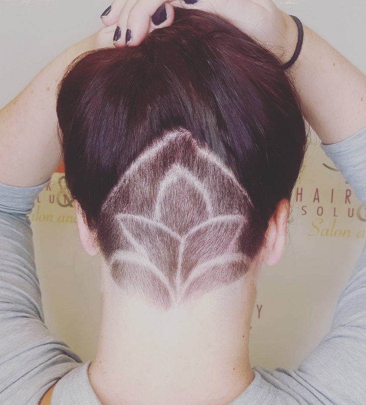 20 Shaved Haircut Ideas Designs Hairstyles Design Trends