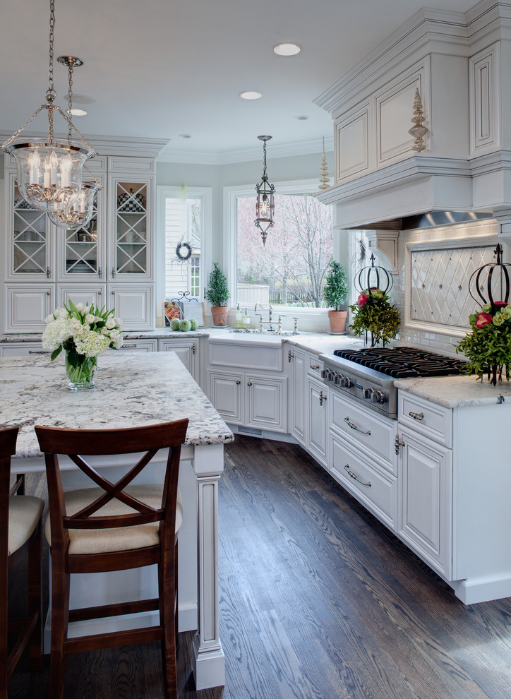 traditional farmhouse kitchen design