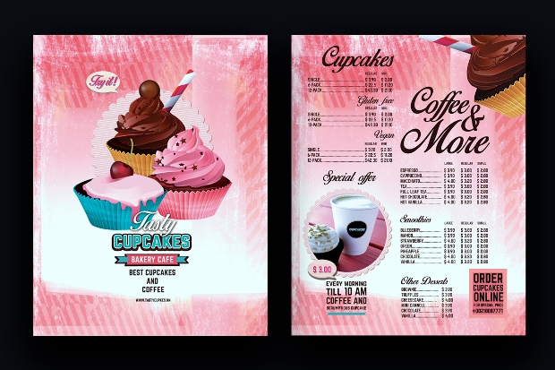 vintage-bakery-menu-design