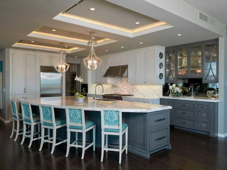 luxury condo kitchen design