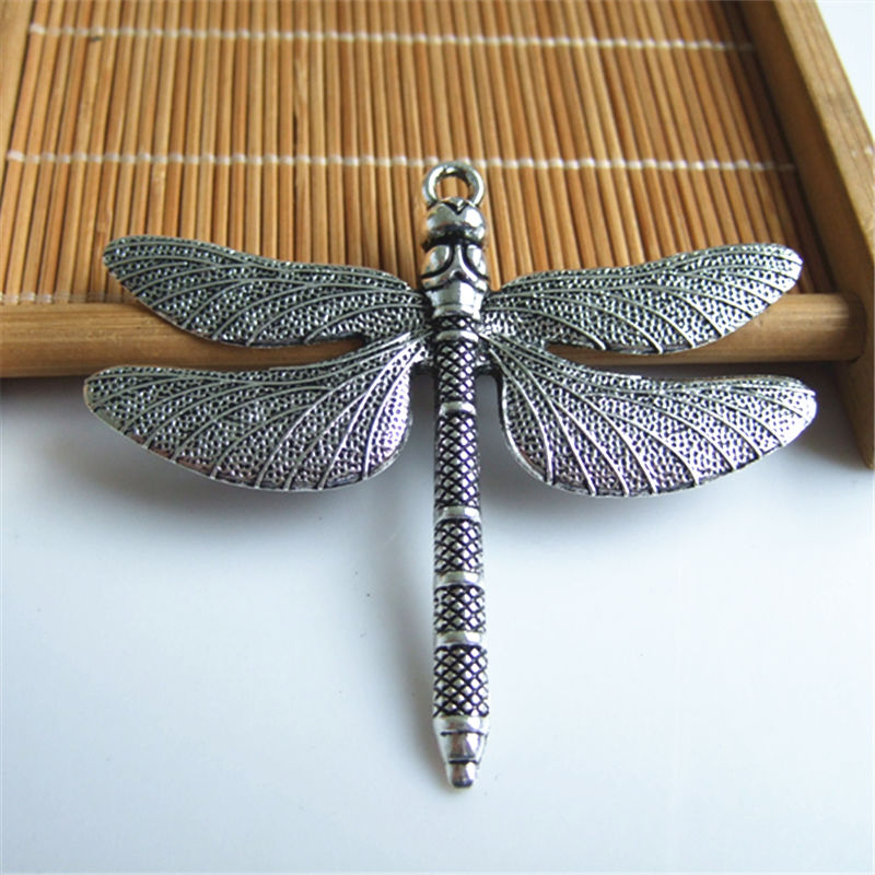 Antique Dragonfly Pendant