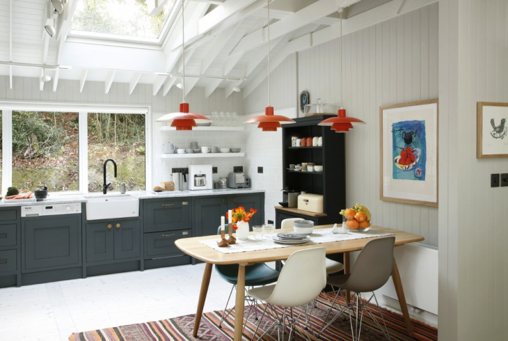 Country Cottage Kitchen Design